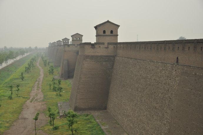 平遥印象.城墙(2010-5-27) - 陶东风 - 陶东风