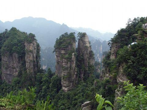 湘西之旅—国家森林公园张家界 - 品味人生 -