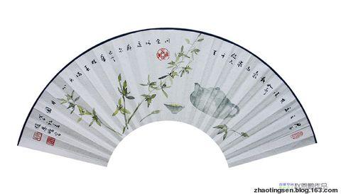 (转)  古今茶画欣赏(一) - 燃情岁月 - 流云沾袖