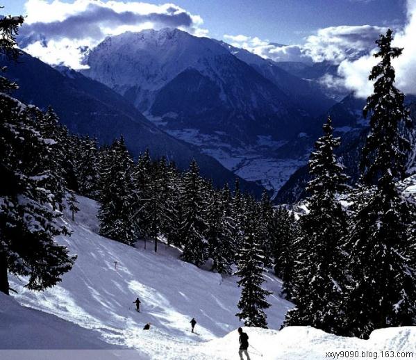 图片下雨、下雪教程 - 河山 - 河 山 de boke