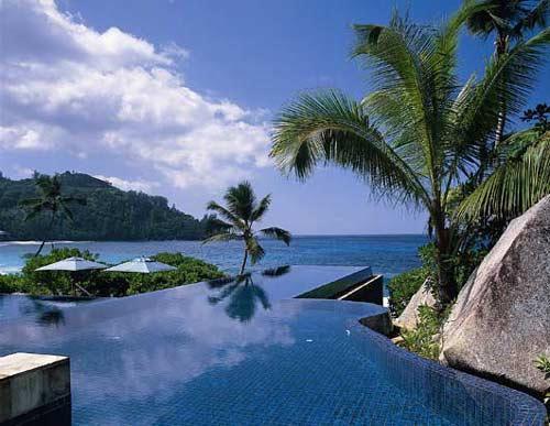 世界上最美的11个泳池(组图)