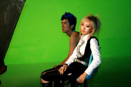 成龙家族帅哥友情客串我的MV - 韩国媚眼天使sara - 韩国媚眼天使sara   博客