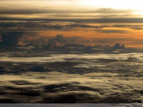 〖原创摄影〗我在飞机上拍的云海 - 妙心吉祥 - 妙心吉祥 网易博客