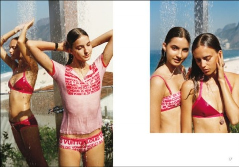 Louis Vuitton Beachwear 2009 Collection - 暖暖 - 最好的时光