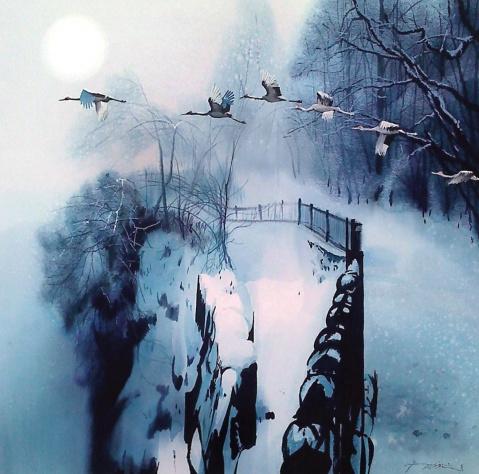 冬日 - 枫 - 枫