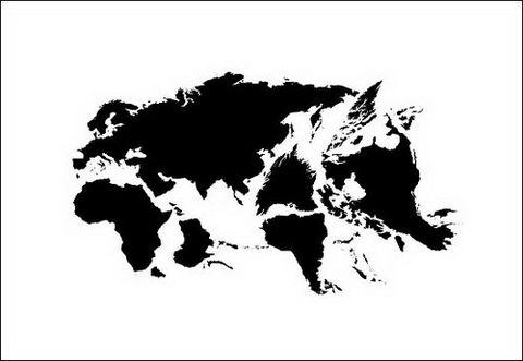 ... 地图轮廓简图世界地图手绘简图世界地图空白轮廓图