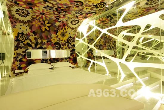 中国首家艺术设计酒店——视界风尚酒店室内设计!(100张图... ) - 零下一度 - 零下一度-吴建军