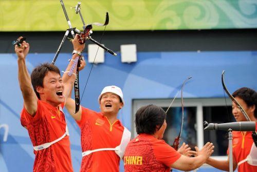 ◆回巢的鸽◆跳水◆射箭 - lygqihongling - 清荷铃子