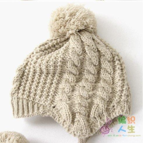 儿童帽子织法