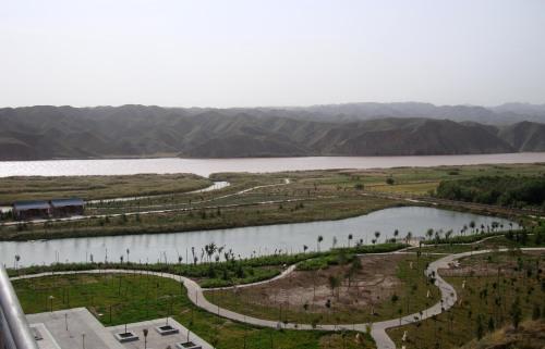 宁夏美景:青铜峡和108塔 - 苏泽立 - 苏泽立的博客
