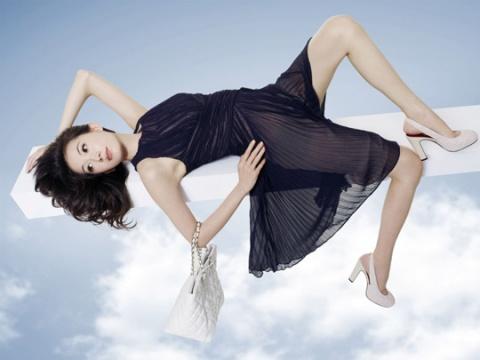 林志玲:苗条好身材在于运动 - 秀体瘦身 - 秀体瘦身的博客