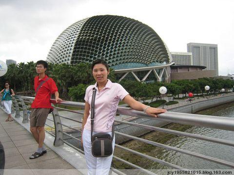 新加坡填词小作 - 天鹏一羽 - jcy55天鹏一羽
