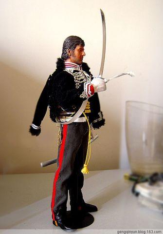 DID英国第十五皇家轻骑兵队 - 玻璃瓶的鱼儿 - 玩具大掌柜
