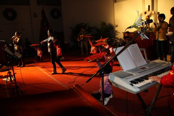 《这一生最美的祝福》-北京市基督教延庆堂2010年25号圣诞夜快乐崇拜