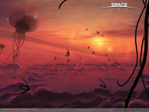 引用 非常震撼的桌面图 - 梦幻星雨 - 陇原幽谷★梦幻小屋