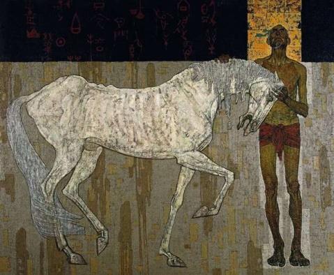 中国美术馆油画藏品赏 - 望虎松堂 - 望虎松堂