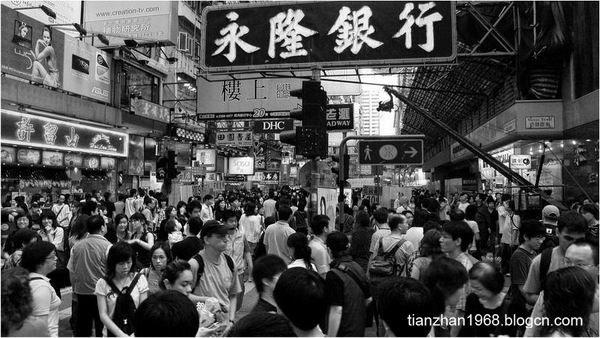 [原]又在香港当了一天的老鼠 - Tarzan - 走过大地