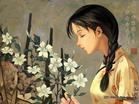 《雨忆兰萍诗集》————卜算子.桂花女 - 雨忆兰萍 - 网易雨忆兰萍的博客