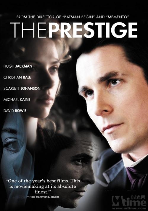 The Prestige - 茶香淡然 - 我的博客