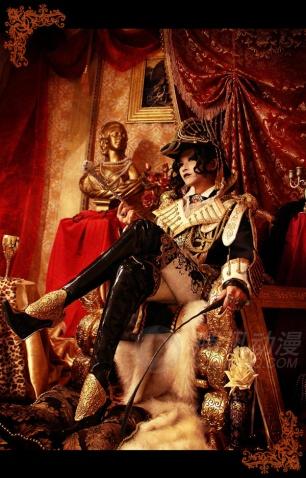 黄山 殿下的cosplay 梦翼轻扬的日志 网易高清图片