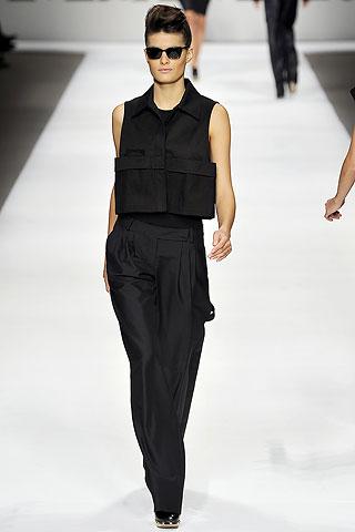 2009 S/S RTW 春夏女装成衣 -- MaxMara (组图) - 天行健 - 天行健的博客