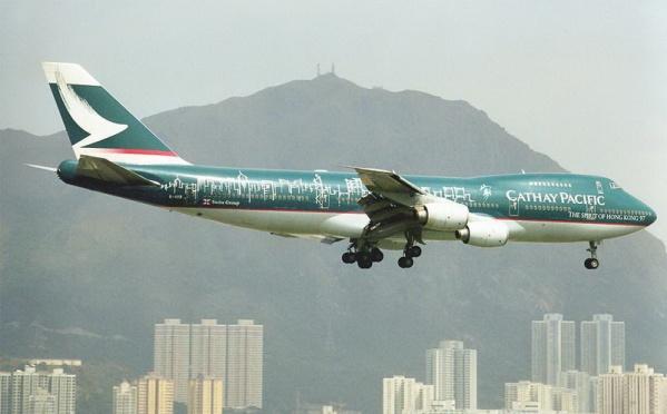 国泰航空(Cathay Pacific) 香港精神号97 - 看更阿伯-熙叔 - 看更房