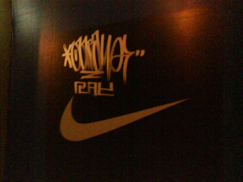 Yo!~~~We  R  f*ckin'graffiti gangsta!!! - RAY~武汉*涂鸦 - RAYS GRAFFITI 武汉 涂鸦