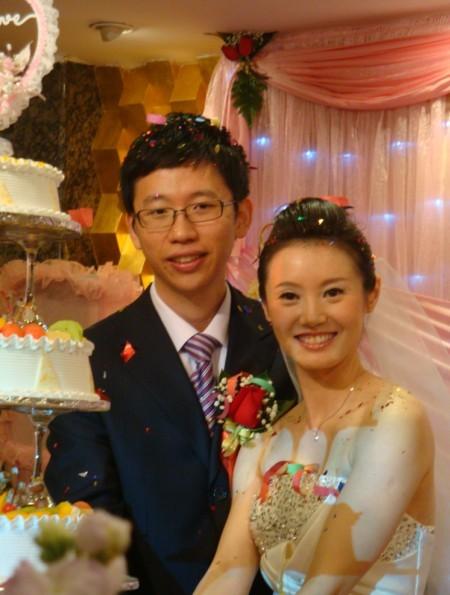 2009.12.26 罗悦+谭婧文=甜蜜的婚礼 - SARA - JUST  SARA