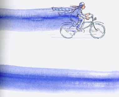 几米作品: 向左走向右走 - 咖啡小豆 - ☆紫椴の香舍☆