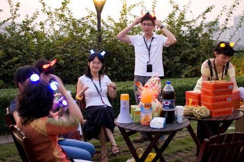 月圆人团圆:邮件组的中秋晚会 - mail - 网易免费邮箱官方博客