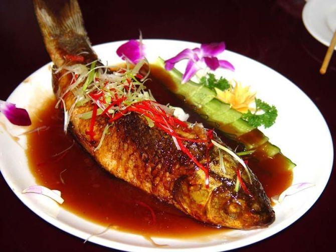 (转)鱼的16种做法 - 本色 - 本色的博客