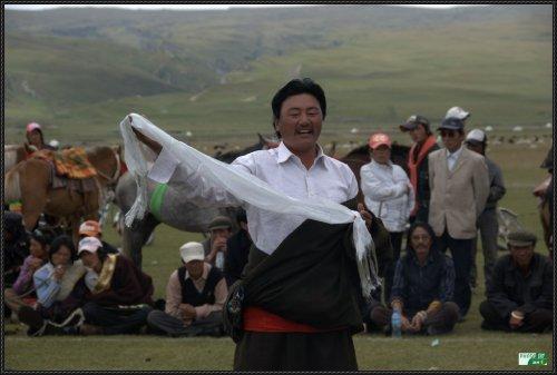 自驾进藏6:藏族男女对歌(视频) - 刘兴亮 - 刘兴亮的IT老巢
