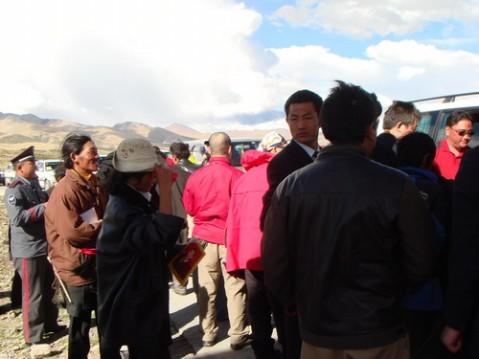 西藏·众人的神 - 大状 - 梁赤的色影博客