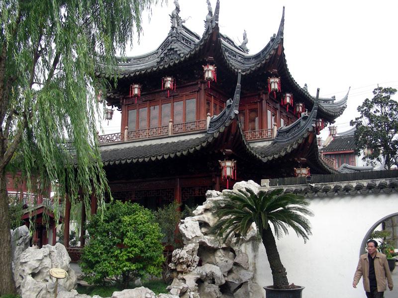 【原创】重游豫园(五) - 语溪子 - 语溪子的博客