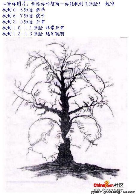 [转载]趣味智商测试 - 玉玊临峰 - [玉玊坊] 玉玊临峰的网墅 网友的家