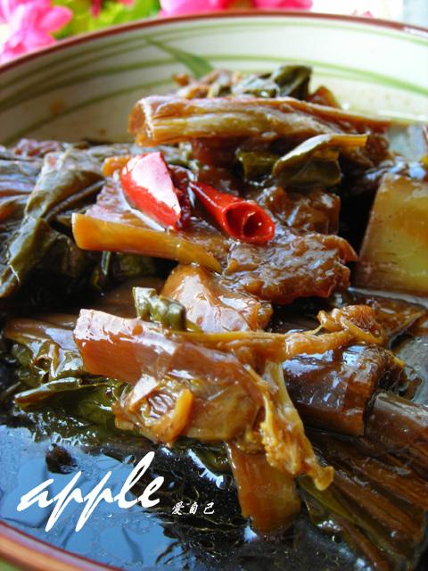 学做宁波人最爱的喝粥小菜---宁式烤菜 - 可可西里 - 可可西里