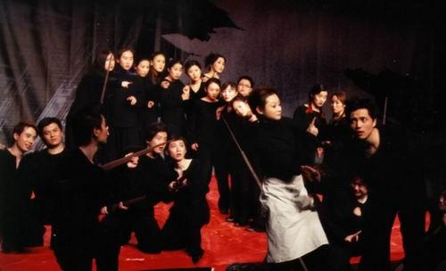 2004话剧《巴黎公社的日子》导演的话 - 赵宁宇 - 赵宁宇 乌衣巷里醉平生