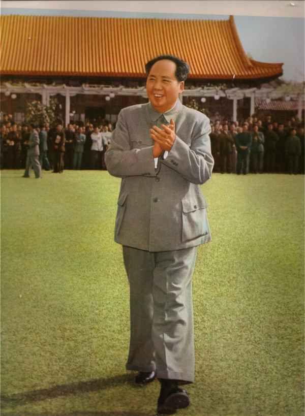 目前国人的第一任务是:救活毛主席!(原创) - 震宇1976 - 若水    君