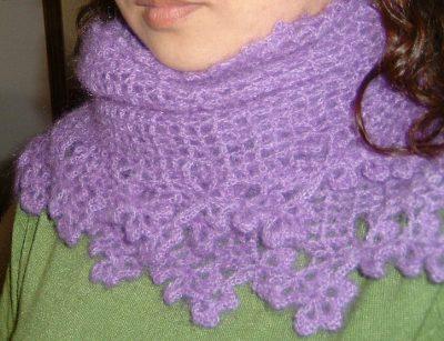 几款围巾有图解 - 开心就好 - fanghuatx的博客