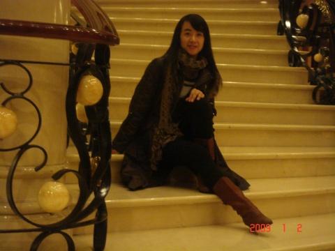 【暗香心语】2009年1月8日 - 暗香盈袖 - 暗香盈袖