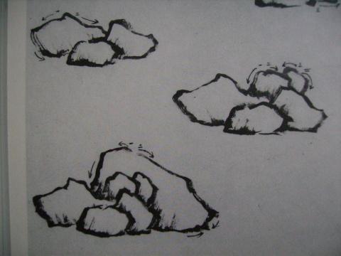 1,一般来说画石头方圆歉之(图5-2)图片