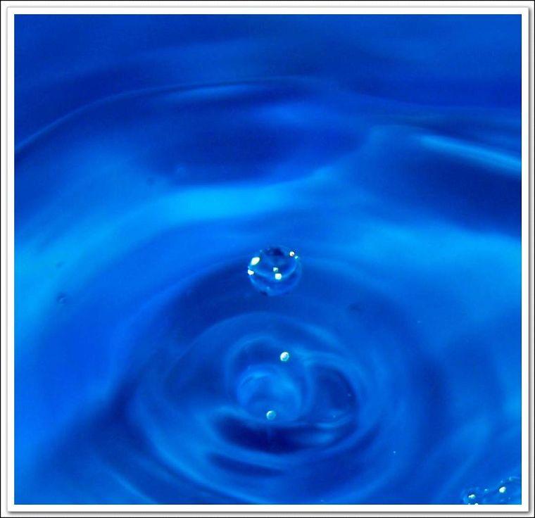 (原创5P)水滴--无聊时的试拍 - 风和日丽(和佬)  - 鹿西情结--和佬的博客