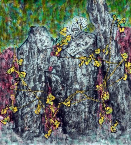 画家道白(6) - 苏文 - 中国当代美术家——路中汉