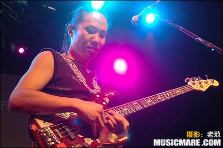 2007年6月24日 - 吉他中国贝司之夜 - 张咏 - 老范 - 老范的博客