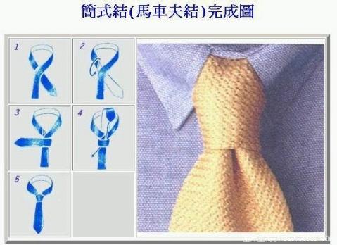 引用 打领带全教程[图] - 花笑笑 - 一路欢笑一路歌