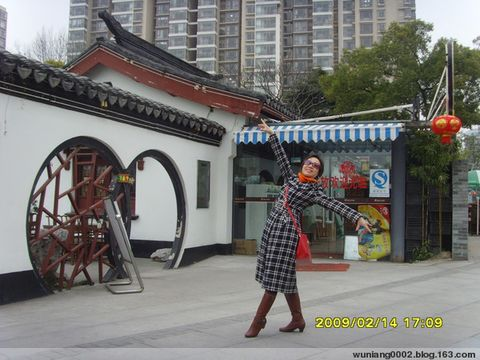 【原创】《舞娘谱写春天的诗歌》 - wuniang0002 - 阳光舞娘的空间
