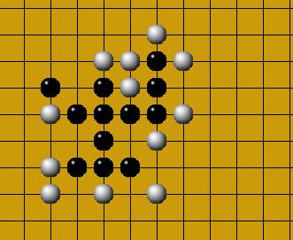 五子棋棋谱 对角开局