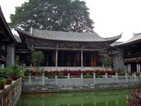 滇南散记十二:团山民居——张家花园 - 苏泽立 - 苏泽立的博客