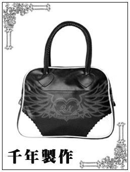 [团购]可爱的黑色LOLITA手提包 - 混吉三契弟 - + 混吉三契弟 +