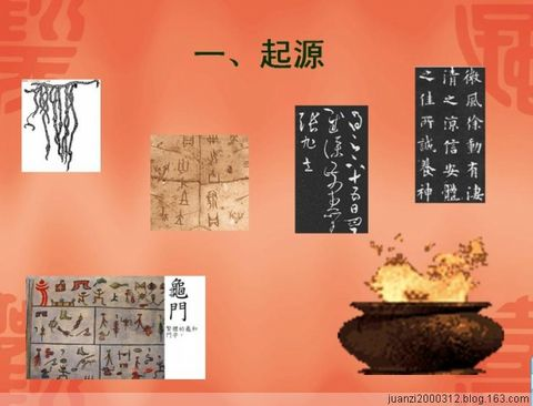 古代汉字的演变 - lidongliang1963.h - 敲开上帝之门的博客
